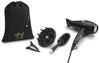 ghd Air Kit Diffuser and Size 3 Ceramic Brush)