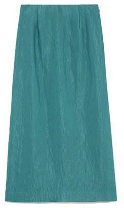 Snidel (スナイデル) - SNIDEL ラメミドルスカート スナイデル スカート