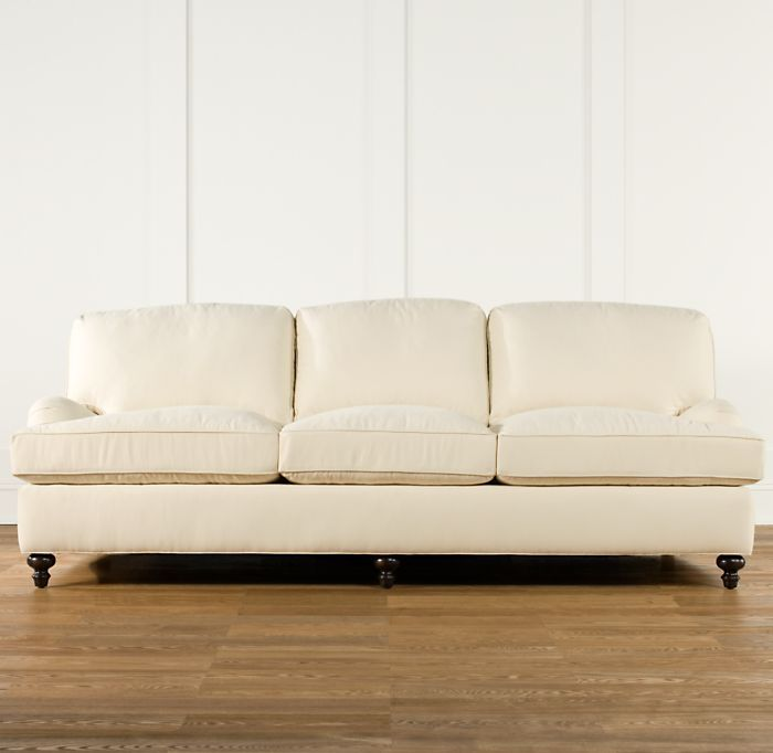English Roll Arm Upholstered Sleeper Sofa