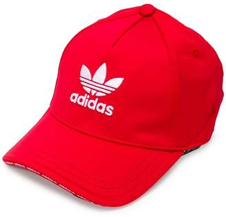 adidas logo embroidered cap