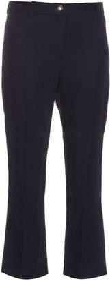 SIES MARJAN Kick-flare cropped trousers