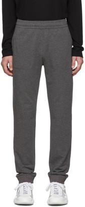 Ermenegildo Zegna Grey Jersey Lounge Pants