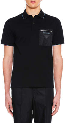 Men's Pocket Polo Shirt