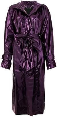 Marc Jacobs (マーク ジェイコブス) - Marc Jacobs vinyl trench coat