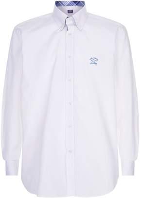 Paul & Shark Cotton Logo Shirt