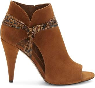 Vince Camuto Annavay Suede Heeled Sandals
