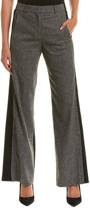 French Connection Antonia Tweed Wool-Blend Pant