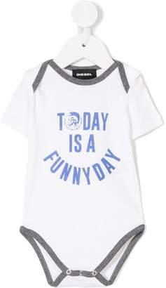 Diesel Funny Day bodysuit