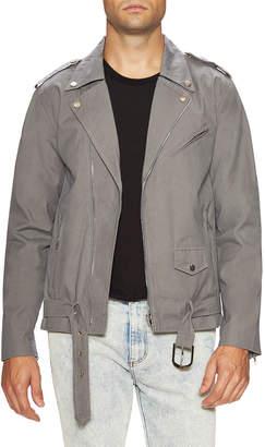 Lfa Canvas Motorcycle Jacket