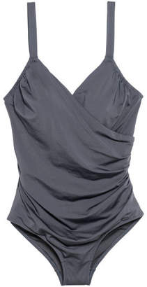 H&M H&M+ Shaping Swimsuit - Gray