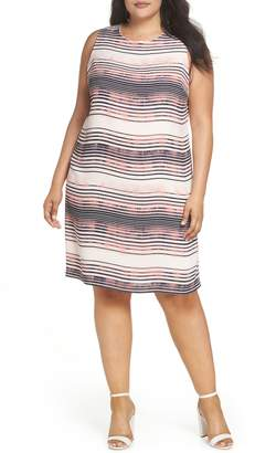 Vince Camuto Ancient Muses Shift Dress