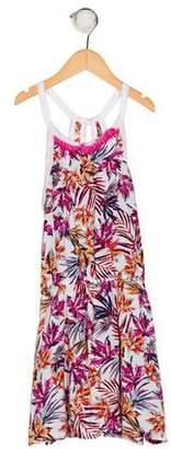 Splendid Girls' Sleeveless Printed Dress