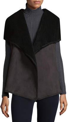 Three Dots Women's Reversible Vest