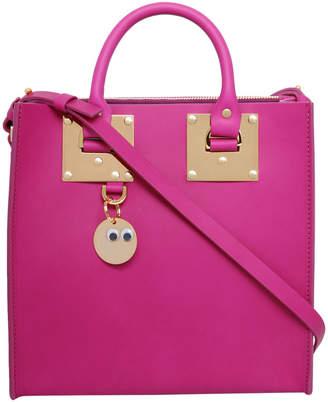 Sophie Hulme Square Albion Tote Bag