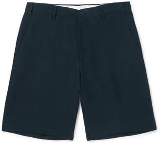 Anderson & Sheppard Linen Shorts