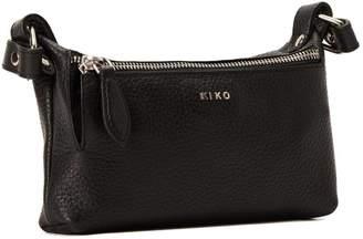 Kiko Leather Simple Leather Crossbody Bag