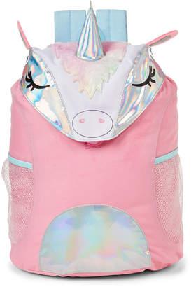 Bioworld Girls) Unicorn Flap Backpack