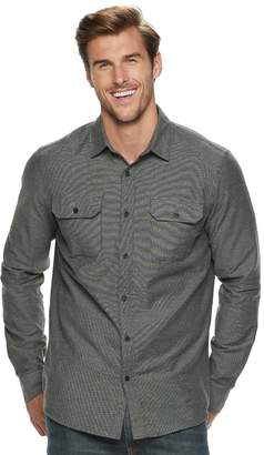 Apt. 9 Men's Brushed 2-Pocket Button-Down Shirt