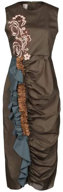 LABORATORIO BY Knee-length dress