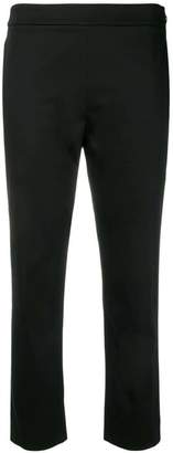 Moschino cropped tailored trousers