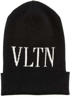 Valentino VLTN Beanie Hat