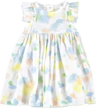 Stella McCartney Baby Jardin Watercolor Dress