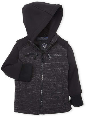 Urban Republic Toddler Boys) Hooded Jersey Zip Jacket