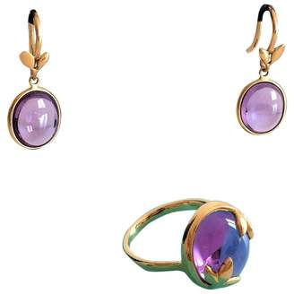 Tiffany & Co. Paloma Picasso Purple Yellow gold Jewellery sets
