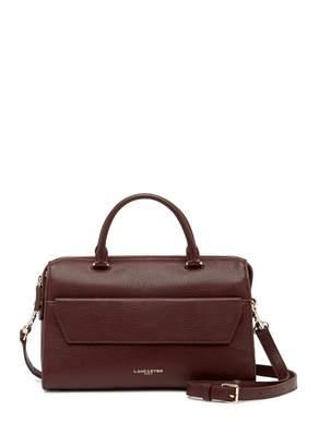 Lancaster Paris Alena Leather Satchel