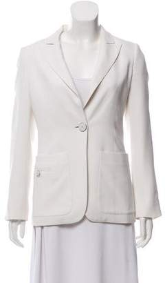 Emilio Pucci Peak-Lapel Tailored Blazer