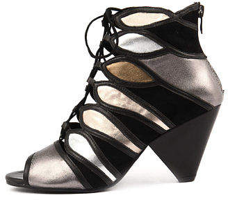 Django & Juliette New Outby Womens Shoes Casual Sandals Heeled