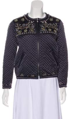 Isabel Marant Silk Embellished Jacket