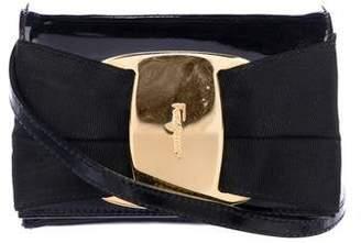 Salvatore Ferragamo Mini Vara Bow Crossbody Bag