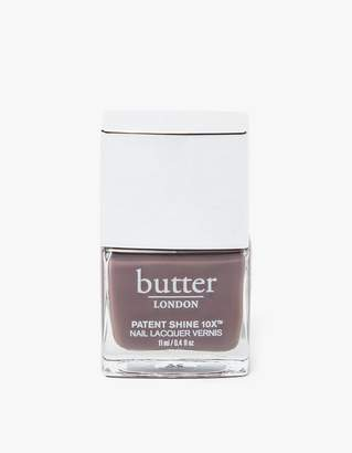 Butter London Royal Appointment Patent Shine 10X Nail Lacquer