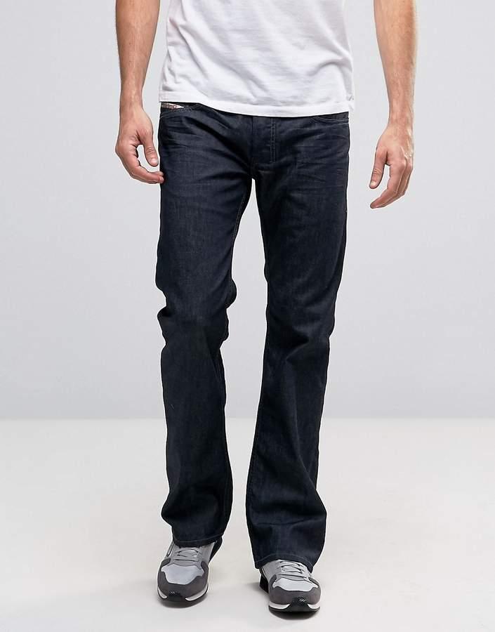 Diesel Bootcut Jeans For Men - ShopStyle Australia