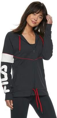 72d464e6d2fe Fila Sport Women s SPORT Cinched Hem Jacket
