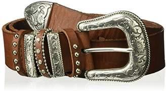 Nocona Belt Co. Women's Multi Keeper Buckle Set Belt
