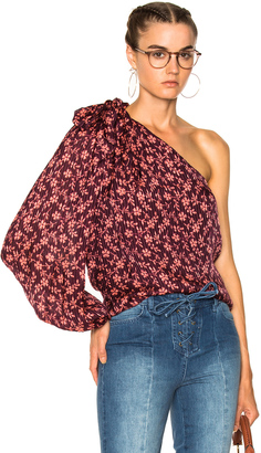 Ulla Johnson Enid Blouse $322 thestylecure.com