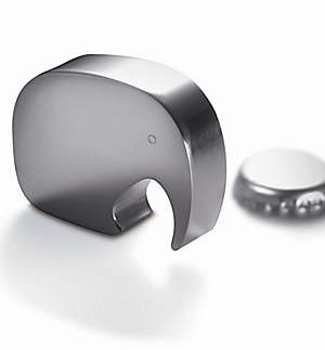 Georg Jensen Elephant Bottle Opener - Steel