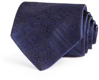 Turnbull & Asser Solid Damascus Classic Tie $195 thestylecure.com