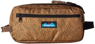 Kavu Grizzly Kit Bags