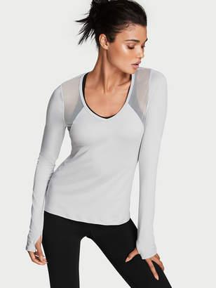 Victoria Sport Mesh Long-sleeve Tee