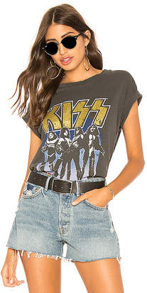 Junk Food Clothing Kiss 1977 Tour Tee
