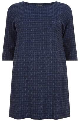 Eileen Fisher Jacqurd Mini Dress