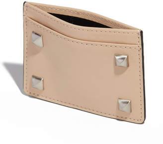 Jam Mmxiv Pyramid Stud Leather Cardholder
