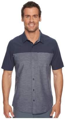 Travis Mathew TravisMathew Charlie Woven Shirt Men's Short Sleeve Button Up