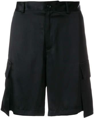 Versace cargo shorts