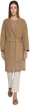 Max Mara 'S Arona Wool Coat