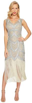 Unique Vintage Isadora Flapper Dress Women's Dress