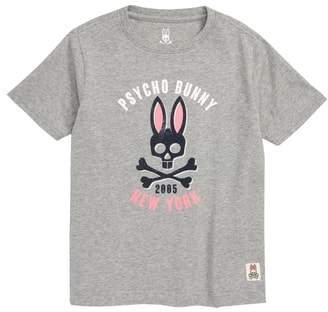 Psycho Bunny (サイコ バニー) - Psycho Bunny New York Graphic T-Shirt